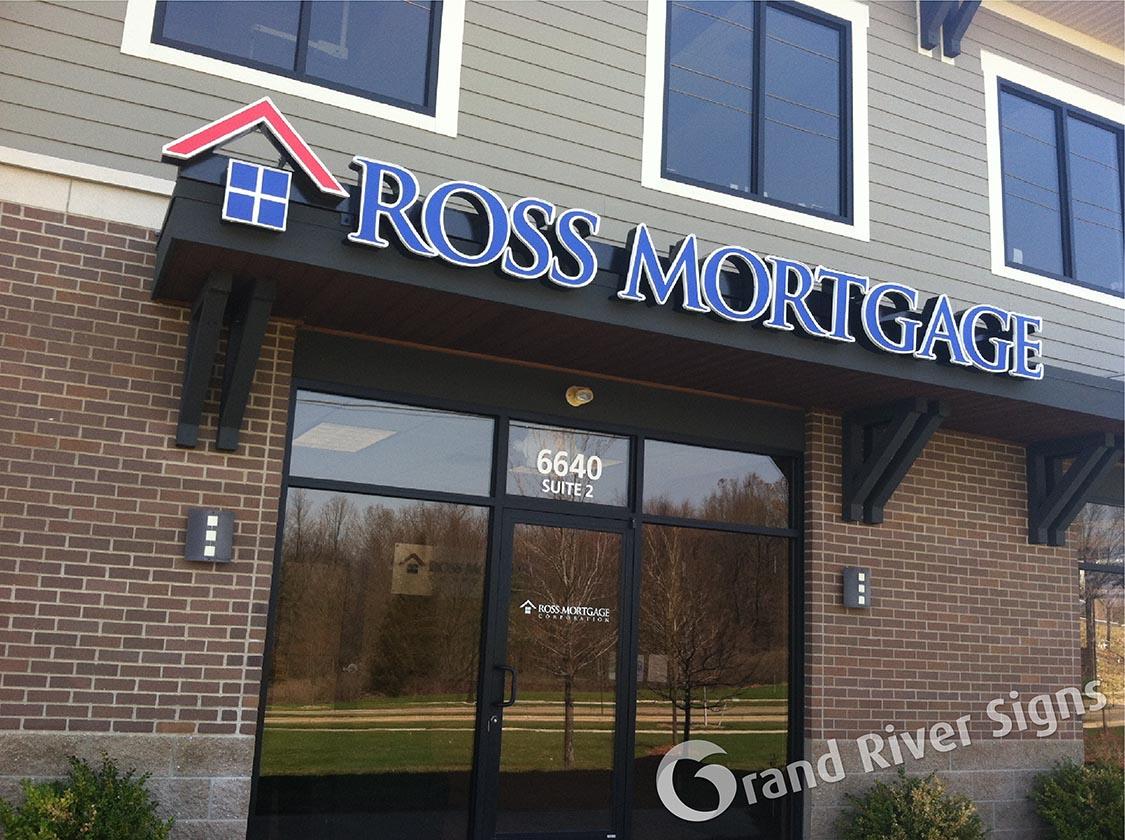 LED_Channel_Letter_Sign_RossMortgage_Grand_Rapids_MI