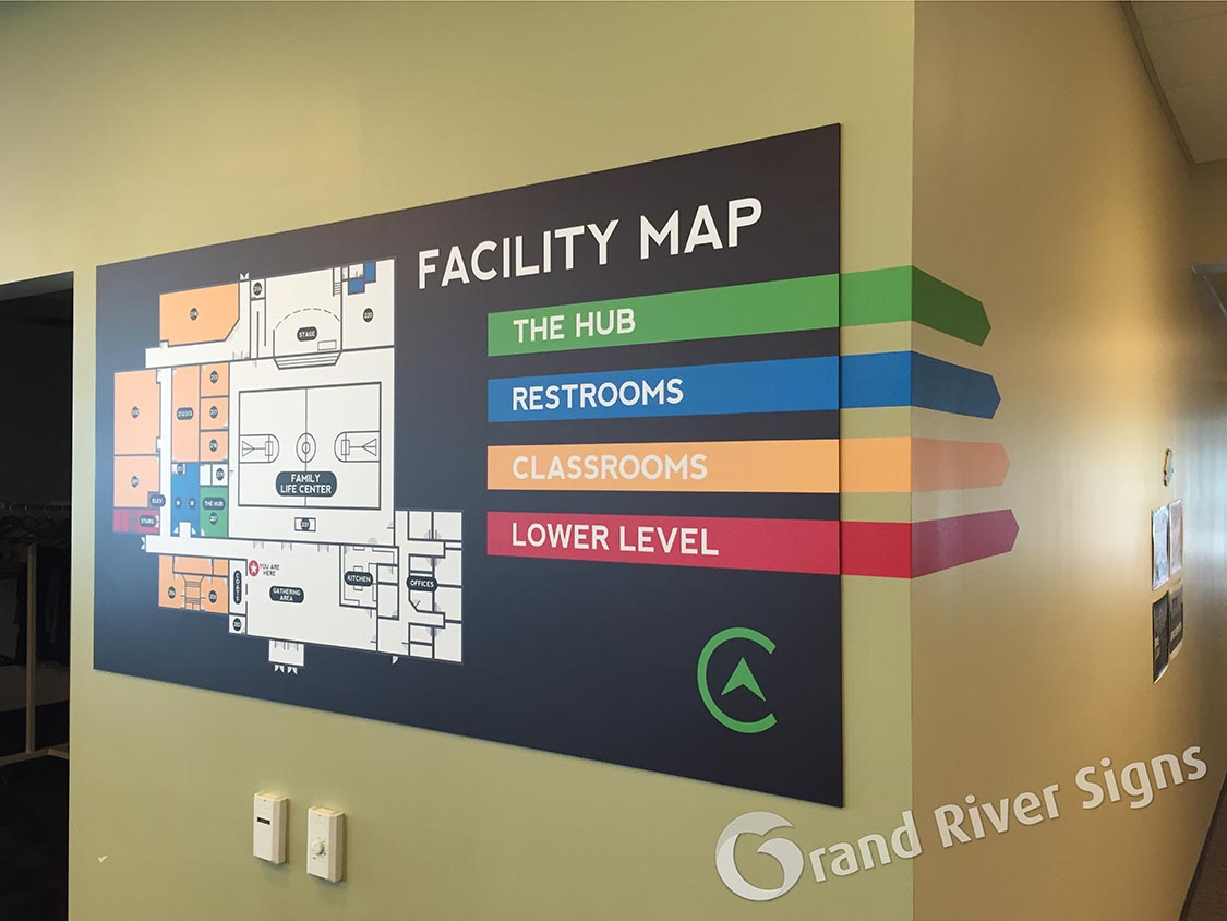 Interior Signs – Grand Rapids MI